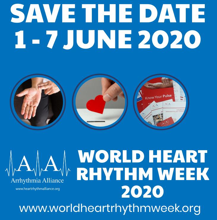 World Heart Rhythm Week